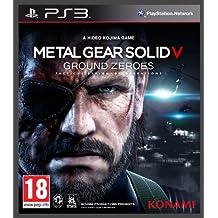 Konami Metal Gear Solid V: Ground Zeroes, PS3 [Edizione: Regno Unito]