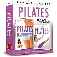 Pilates DVD & Book Gift Set