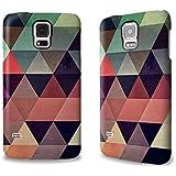 Hülle / Case / Cover für Samsung Galaxy S5 mit Design - ''Tryypyzoyd'' von Spires