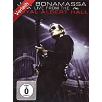 Joe Bonamassa - Live from the Royal Albert Hall - Doppel DVD