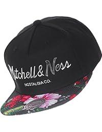 Mitchell & Ness Herren Caps / Snapback Cap Tropical Visor Silver Sonic
