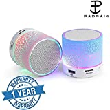 Piqancy S10 Wireless Bluetooth Speaker for all smartphones - (Multi Color)