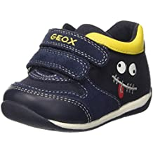 Geox B Each Boy B, Botines de Senderismo para Bebés