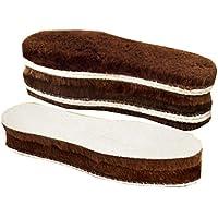3 Paar Einlegesohlen Damen Premium Dicke Wolle Flauschige Fleece Einsätze Cosy & Fluffy, A2 preisvergleich bei billige-tabletten.eu