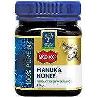 Manuka Salud–Mgo 400+ miel de Manuka–250g