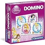 Clementoni 5117345 - Domino Games Princess