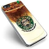 Starbucks for funda Iphone Case funda (funda Iphone 5/5S white)