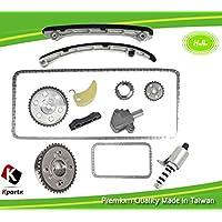 Kit de cadena de tiempo + eje de leva VVT+válvula de control de aceite