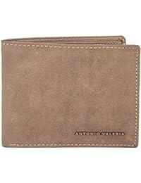 ANTONIO VALERIA Jamie Mens Leather Wallet