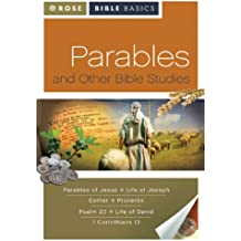 Parables and Other Bible Studies (Rose Bible Basics) (English Edition)