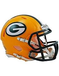 NFL verde Bay Packers oficial Mini réplica casco–13cm de alto