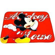 Disney Mickey Mouse AR341/99033 - Alfombra baño mickey mouse 60 x 100