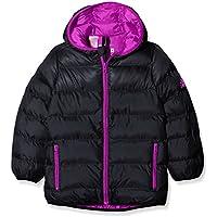 Adidas Yg SD BTS Jkt - Chaqueta para niños de 7-8 años, Color Negro/Morado