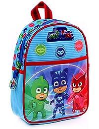 Kindergarten Rucksack | blau | 28 x 22 x 7 cm | Pyjamahelden | PJ Masks preisvergleich bei kinderzimmerdekopreise.eu