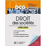 Droit des sociétés : Epreuve 2 du DCG