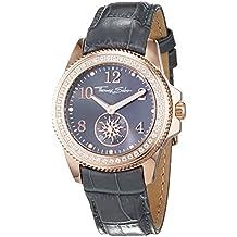Thomas Sabo Damen-Armbanduhr Glam Chic Rosegold Grau Analog Quarz
