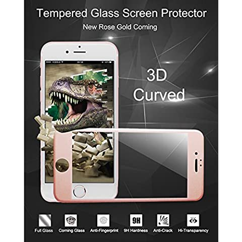 OTAO rosa pieno copertura 3D protezione Apple Iphone 6 Plus