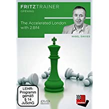 Nigel Davies: The Accelerated London with 2.Bf4