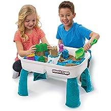 Kinetic Sand - 6031658 - Loisirs Créatifs - Table D'activités