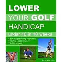 Lower Your Golf Handicap