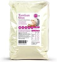 PINK SUN Xanthaangom 250g Glutenvrij Brood Bakken en Indikken Extra Fijn Poeder Xanthan Gum Powder