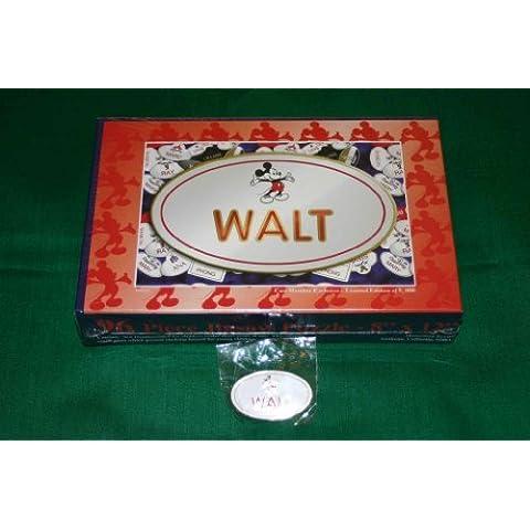 Disneyland Walt Jigsaw Puzzle and Pin by Disney