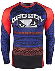 Rashguard Bad Boy Art of Lua - Blue