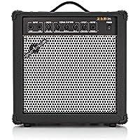 Amplificador de Bajo de 25W de Gear4music