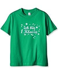 Coole-Fun-T-Shirts Ich Bin 1. Klasse, T-Shirt Fille