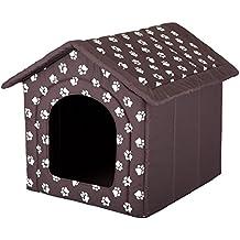 Hobbydog - Casa para Perro, tamaño 2, Color marrón ...
