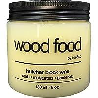 La cire « Wood Food » pour plan de travail par Tree & Co