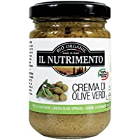 Probios Tapenade Olives Verte Italiennes Vegan et sans gluten Bio 130 g -
