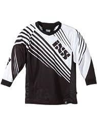 IXS Svelt - Vêtement enfant - noir/blanc 2015 Noir Noir