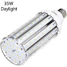 E27 35W Bombilla LED Luz Fría 6500K - LED Alta Luminosidad Lampara LED Ángulo de Haz 360° 3000 Lumen Sustituye la lámpara incandescente de 250W