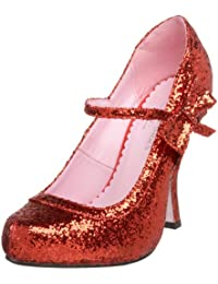 Leg Avenue - Chaussures Talons Ruby - Rouge - 40 - LA423-RUBY