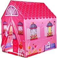 Popsugar Princess Home Camp N Play Tent for Kids | Indoor or Outdoor, Foldable Tent, Portable, Multiclolor