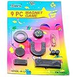 Pack of 2 - Xiandai 9601 9 Pcs Assorted Magnet Game Set