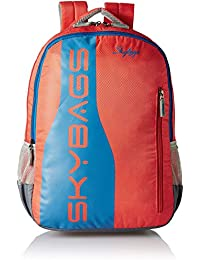 Skybags Footloose Colt 30 Ltrs Orange Casual Backpack (BPFCOP4EONG)