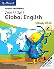 Cambridge Global English Activity Book 4 by Jane Boylan - Paperback