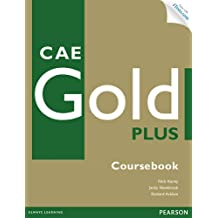 CAE Gold Plus Coursebook with Access Code for CD-ROM Pack
