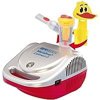 Preisvergleich für MPV MicroDrop Calimero2 Kinder Inhalationsgerät 1 Komplettset mit 5 Jahren Garantie - Hygieneartikel