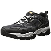 Skechers Sport Men's Sparta 2.0 Training Sneaker,Navy/Black,8.5 2E US