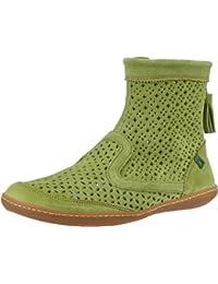 El Naturalista N262 Lux Suede Green / El Viajero, Desert boots femme