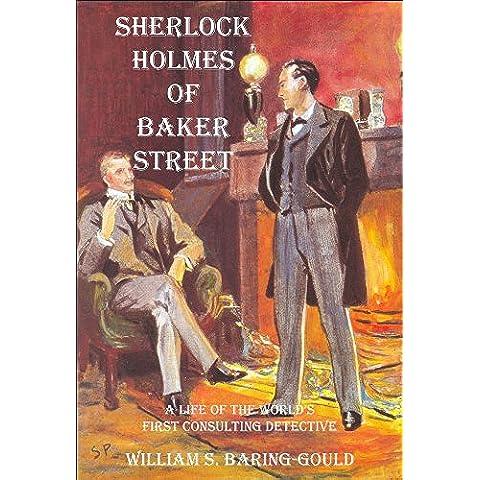SHERLOCK HOLMES OF BAKER STREET (English