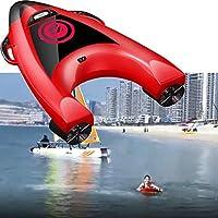 ZQYR# Kickboard Tablas De Natación Tabla De Surf Eléctrica Flotador Kickboard Deportes Acuáticos, Entrenamiento para Adultos Y Niños, Control De Velocidad De 5 Engranajes