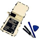 """uniamy interior batería de repuesto para Tablet Samsung Note Tablet Tab 310.1""""P5200P5210P5213T4500E T4500C t4500u AA1D625aS/7-B con herramientas"""