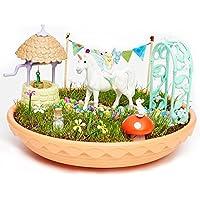 Fairy Garden Jardín de Los Unicornios,, única (CEFA Toys 04616)