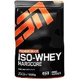 ESN IsoWhey Hardcore Protein, Vanilla, 1 kg