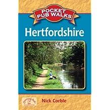 Pocket Pub Walks Hertfordshire (Pocket Pub Walks)