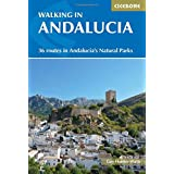 Walking in Andalucia : 36 routes in Andalucia's natur (Cicerone Walking Guide)